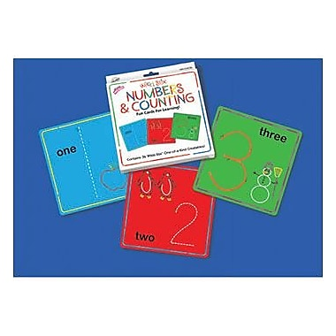 Wikki Stix Numbers And Counting Cards (WKX608)