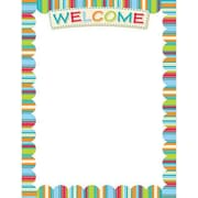 Creative Teaching Press™ Dots On Turquoise Welcome Classroom Chart