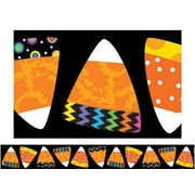 Creative Teaching Press™ pre-school - 12th Grades Straight Bulletin Board Border, Candy Corn