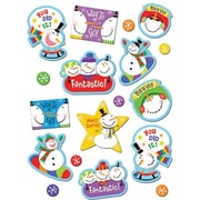 Creative Teaching Press CTP4115 Snowmen Stickers