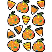 Creative Teaching Press CTP4117 Pumpkins & Candy Corn Stickers