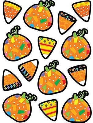 Creative Teaching Press™ Stickers, Pumpkins & Candy Corn