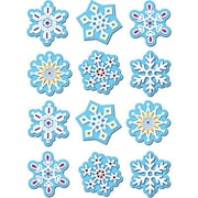Creative Teaching Press™ Stickers, Snowflakes
