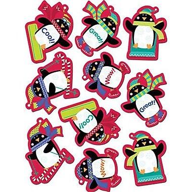 Creative Teaching Press™ Stickers, Penguins, 50 per Pack
