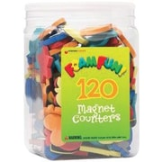 Dowling Magnets® Foam Fun Magnet Counters