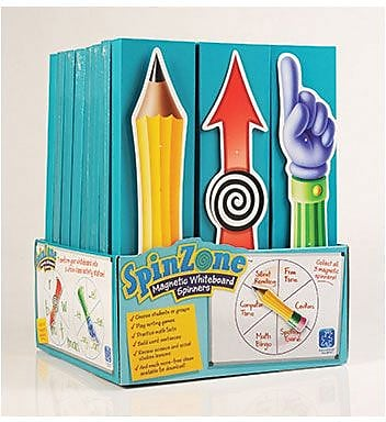 Educational Insights® SpinZone® SpinZone Pop Set, Grades All