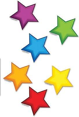 Edupress® Mini Bulletin Board Accents, Colorful Stars