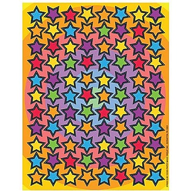 Eureka Mini Stars Stickers, 8400/Pack (EU-656891)