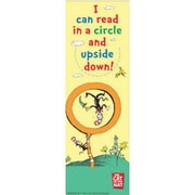 Eureka Bookmarks, Dr. Seuss Read with My Eyes Shut