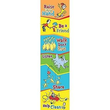 Eureka Dr. Seuss™ Class Rules Banner (EU-849573)
