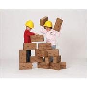 Smart Monkey Giant Timber Building Block Set, 16/Set