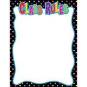 Teacher Created Resources® Class Rules Chart