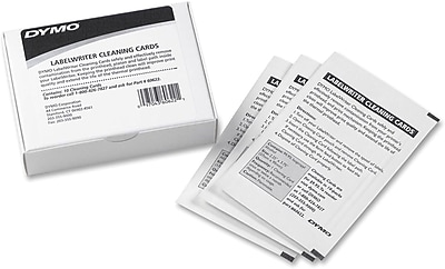 Dymo® LabelWriter™ Cleaning Card, 6