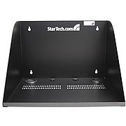 StarTech WallSHELF Deep Vented Server Room Equipment Wall Mount Shelf