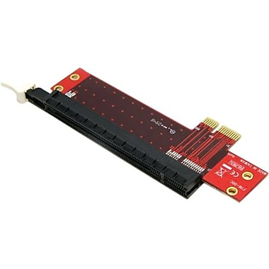 StarTech PEX1TO162 PCI Express X1 to X16 Low Profile Slot Extension Adapter