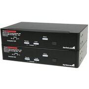 StarTech SV565FXDUSA USB/DVI KVM Console Extender, 10 Ports