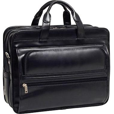 McKlein® Elston P Series Leather Double Compartment 17