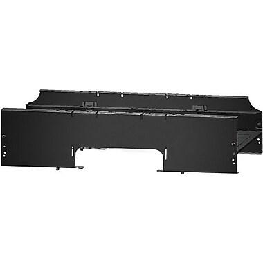 APC® AR8571 750 mm Cable Trough, Black