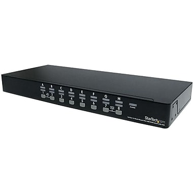 StarTech SV1631DUSBUK USB KVM Switch Kit, 16 Ports