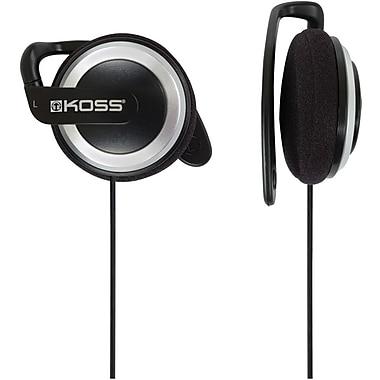 Koss KSC21 Stereo Ear-Clip Headphone, White