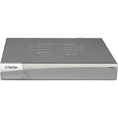Raritan® DLX-116 KVM Switch With Remote, 16 Ports