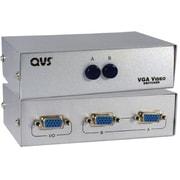 QVS® CA298 2 Ports VGA/SXGA Manual Switch