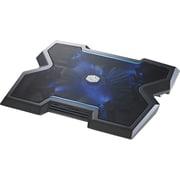 "Cooler Master® NotePal X3 Cooling Stand For 17"" Laptops, Black"