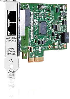 HP® 361T Gigabit Ethernet Adapter, 2 Port