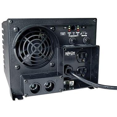 Tripp Lite PowerVerter® 750 W Inverter/Charger, 12 VDC Input, 120 VAC Output, 2 Outlets