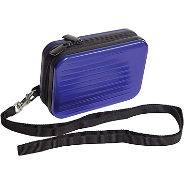 Digital Treasures® SecureShell Camera Case, Blue