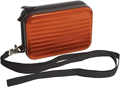 Digital Treasures® SecureShell Camera Case, Tangerine Tango