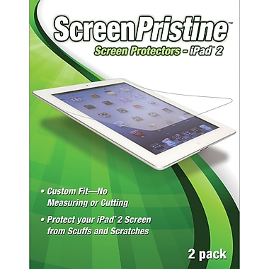 Digital Treasures® Screen Pristine Screen Protector For iPad 2