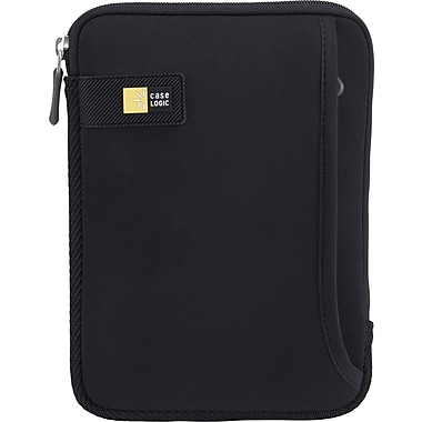 Case Logic TNEO-108 Black Polyester Sleeve for 7