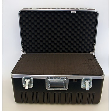 Platt 261613AH Heavy-Duty ATA Case With Wheels And Telescoping Handle