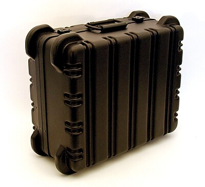 Platt Luggage 349T-SGSH Military Type Super-Size Tool Case
