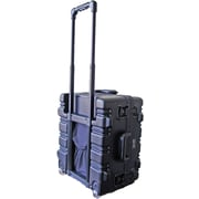 Platt Luggage 369TH-SGSH Super-Size Tool Case With Wheels And Telescoping Handle