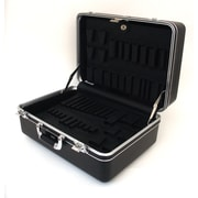 Platt 920TC-CB Deluxe Polyethylene Tool Case With Chrome Hardware