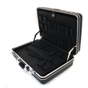 Platt 926T-CB Deluxe Polyethylene Tool Case With Chrome Hardware