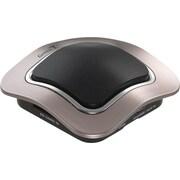 Genius Magnetic Portable Music Player Speaker, Silver