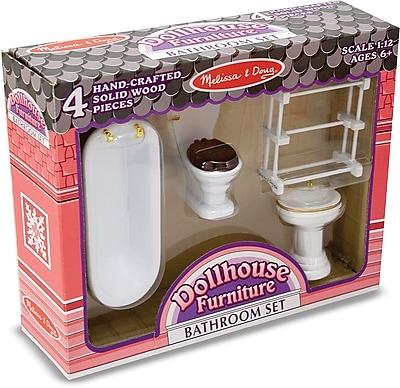 Melissa & Doug Bathroom Furniture Set (2584)