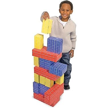 Melissa & Doug Jumbo Cardboard Blocks (24 pc)