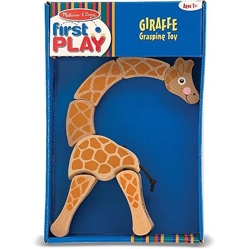 Melissa & Doug Giraffe Grasping Toy (3070)