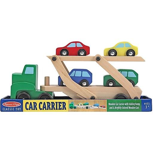 Melissa Doug Car Carrier 4096