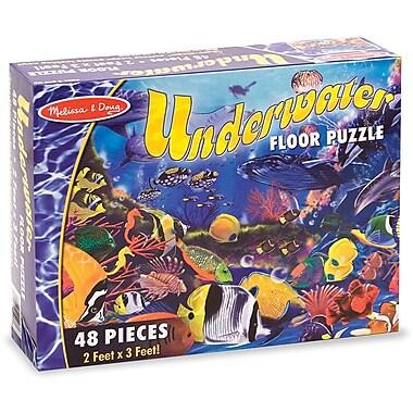 Melissa & Doug Underwater Floor (48 pc)