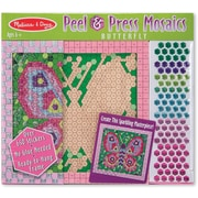 Melissa & Doug Peel & Press Sticker by Number - Butterfly