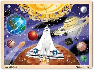 Melissa & Doug Space Voyage Jigsaw (48 pc)