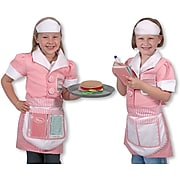 Melissa & Doug Waitress Role Play Costume Set (4787)