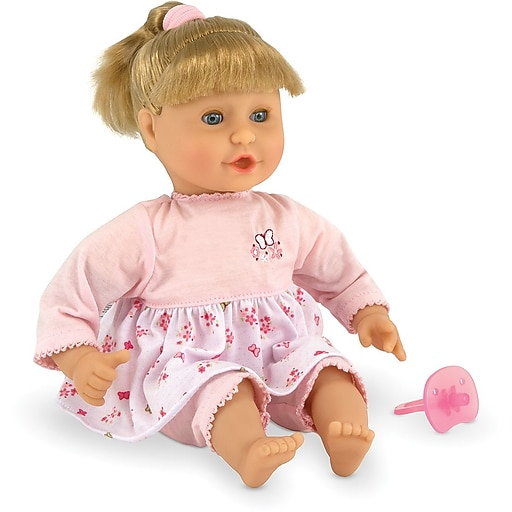 "Melissa & Doug Natalie 12"" Doll - Mine to Love (4882)"