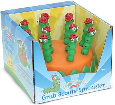 Melissa & Doug Grub Scouts Kids' Sprinkler (6249)