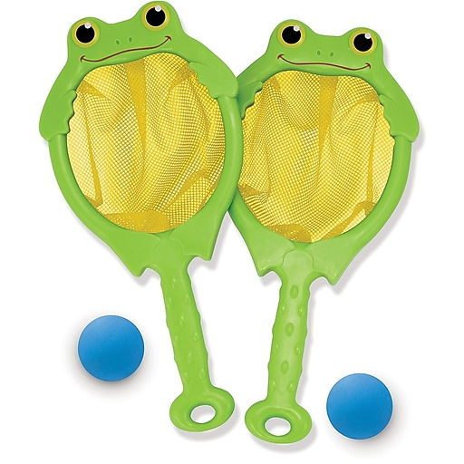 Melissa & Doug Froggy Toss & Catch Net & Ball (6279)